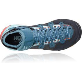 Hoka One One Sky Arkali Running Shoes Dam dragonfly/aqua haze